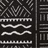 Negro-Blanco Líneas Alys