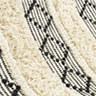 Algodón Blanco-Negro