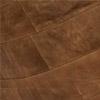 Cuero marrón patchwork Flynn