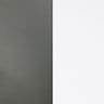 Blanco Artik (Blanco Mate) - Gris Antracita