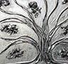 Árbol Piedra - Plata