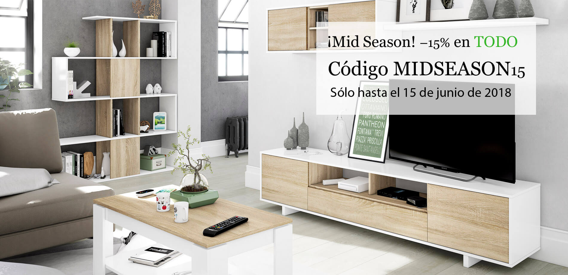 Tienda de Muebles de Oficina, Muebles de Salón y Muebles Comedor